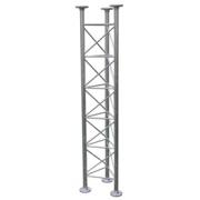 Příhradový stožár 60-550-2500 - žár PROFI, síla stěny 3mm