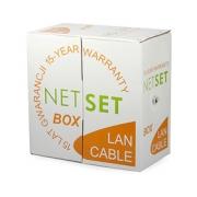 Kabel FTP Cat5e PE NETSET(venkovní) [305m]
