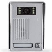 Barevná dveřní kamerová jednotka S35 / SAC35C-CK s 1 tlačítkem