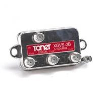 TV/R rozbočovač Toner XGVS-3B (5-1000 MHz) - 6dB