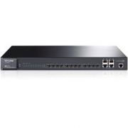 TP-Link TL-SG5412F JetStream™ 12-Port Gigabit SFP L2 Managed Switch with 4 Combo 1000BASE-T Ports