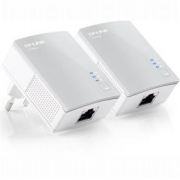 TP-Link Powerline ethernet TP-Link TL-PA4010 Starter Kit (2ks) nano adaptér (500 Mbps)