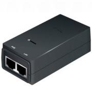 UBNT POE-24, PoE adapter 24V/0,5A (12W), včetně napájecího kabelu