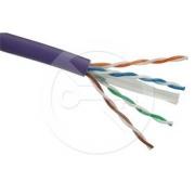 Solarix instalační kabel  CAT6 UTP LSOH 500m/cívka SXKD-6-UTP-LSOH