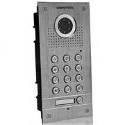 Barevná dveřní kamerová jednotka S561D s 1 tlačítkem a digitálním zámkem