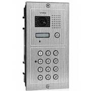 Barevná dveřní kamerová jednotka S601D s 1 tlačítkem a digitálním zámkem