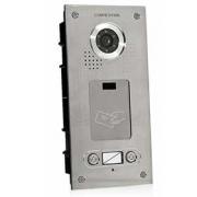 Barevná dveřní kamerová jednotka S562A s 2 tlačítky a čtečkou karet
