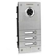 Barevná dveřní kamerová jednotka S563 s 3 tlačítky