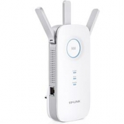 TP-Link RE450 - AC1750 Dual Band Wireless Wall Plugged Range Extender,1xGLAN, 1300Mb-5GHz+450Mb-2.4GHz, 802.11ac/a/b/g/