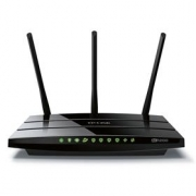 TP-Link Archer AC1200 Dual Band Wireless Gigabit Router, Broadcom, 867Mbps at 5GHz + 300Mbps at 2.4GHz, 802.11ac/a/b/g/