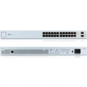 UBNT UniFi 24-port Gigabit Ethernet Switch with SFP, no PoE