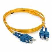 Single-mode Patchcord ULTIMODE PC-511D(double, 2 x SC to 2 x SC, 9/125)