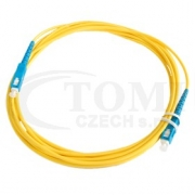 Fiber Arsenal optický patchcord LC-SC, SM, 3m