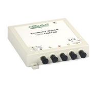 SAT / DVB-T optický přijímač / konverter FibSZ-QUATRO