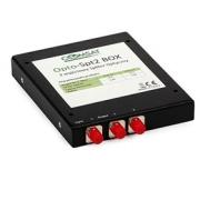 Optický splitter Opto-Spt2 BOX (2-OUT, FC / PC konektory)