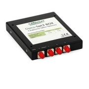 Optický splitter Opto-Spt3 BOX (3-OUT, FC / PC konektory)