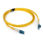Single-mode Patch Cord 1.5m ULTIMODE PC-555D (2xLC-2xLC, 9/125)