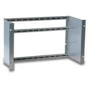 "Rám Alcad SP-725 - 9 modulů do 19"" RACK"