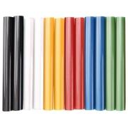 Tyčinky tavné, mix barev, pr.11x100mm, 12ks, EXTOL CRAFT