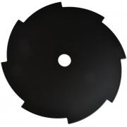 Kotouč do sekačky, 253x1,6mm, otvor 25mm, 8T, GEKO