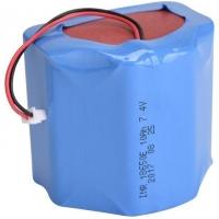 Baterie náhradní 7,4V, Li-ion, pro 43128 EXTOL-LIGHT