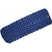 Karimatka nafukovací TRACK 215x69cm modrá CATTARA
