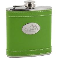 Lahev placatka zelená 175ml CATTARA