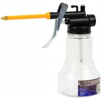 Olejnička s flexibilním hrdlem transparentní, 250 ml GEKO