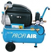 Kompresor 250/8/24 1,5 kW 230 V, PROFI AIR
