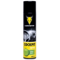 COYOTE Cockpit spray Jablko 400 ml