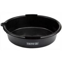 Miska na odčerpání oleje, 8l, 370 mm YATO