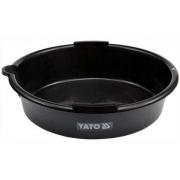 Miska na odčerpání oleje, 8l, 370 mm, YATO