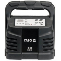 Elektronická nabíječka, 12A, 12V, procesor YATO