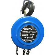Kladkostroj řetězový 1000kg, GEKO