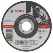 Dělicí kotouč rovný Best for Inox - Rapido Long Life - A 60 W BF 41, 115 mm, 22,23 mm, 1,0 BOSCH