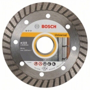 Diamantový dělicí kotouč Standard for Universal Turbo - 115 x 22,23 x 2 x 10 mm - 31651405 BOSCH
