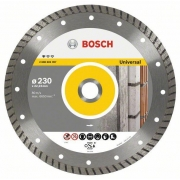 Diamantový dělicí kotouč Standard for Universal Turbo - 230 x 22,23 x 2,5 x 10 mm, BOSCH