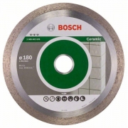 Diamantový dělicí kotouč Best for Ceramic - 180 x 25,40 x 2,2 x 10 mm - 3165140581417 BOSCH
