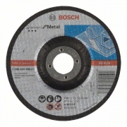 Dělicí kotouč profilovaný Standard for Metal - A 30 S BF, 125 mm, 22,23 mm, 2,5 mm - 31651 BOSCH