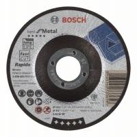 Dělicí kotouč profilovaný Best for Metal – Rapido - A 60 W BF, 115 mm, 1,0 mm BOSCH