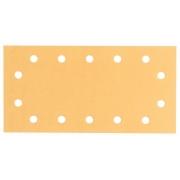 Brusný papír C470, balení 10 ks, 115 x 230 mm, 120 - 3165140160858 BOSCH