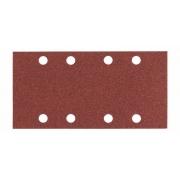 Brusný papír C430, balení 10 ks, 93 x 186 mm, 240 - 3165140161268 BOSCH