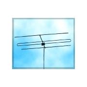 DVB-T TV anténa ISKRA VF-3