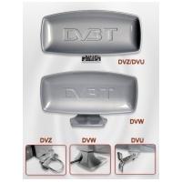 DVB-T/T2 DVW aktivní pokojová anténa 28dB