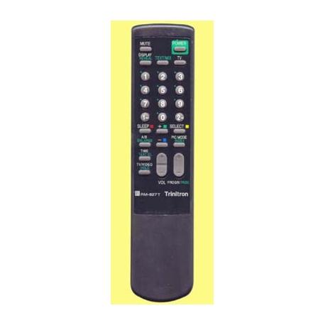 90c9a458c Dálkový ovládač SONY RM-827T - náhrada