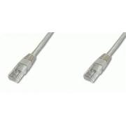 Kabel Patch UTP  RJ45/568B, 26AWG 3m