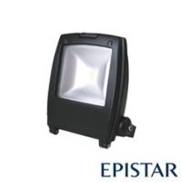 LED reflektor venkovní 10W/800lm EPISTAR, MCOB, AC 230V, černý