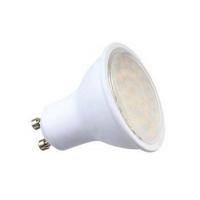 LED žárovka GU10 60 SMD 3W, teplá bílá