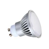 LED žárovka GU10 18 SMD 7.5W, teplá bílá