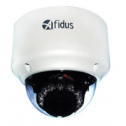 AFIDUS 2M@30fps Vandal IR IP Dome